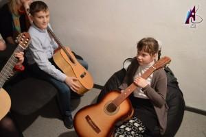 Концерт Лошицкого гитарного филиала студии