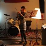 Открытие класса саксофона 27.10.2017