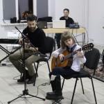 Отчётный концерт инструменталистов 26.12.