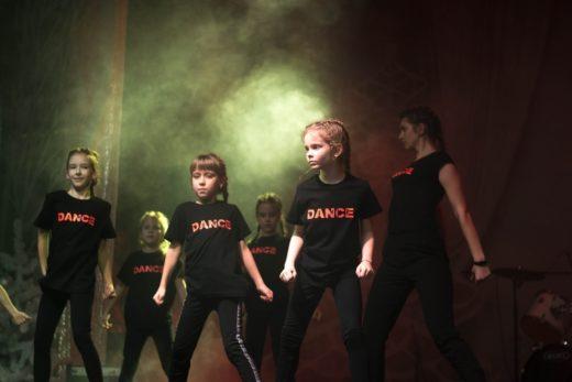 детская хореография в Минске