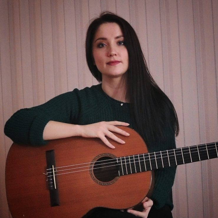 учитель по классу гитары в Минске